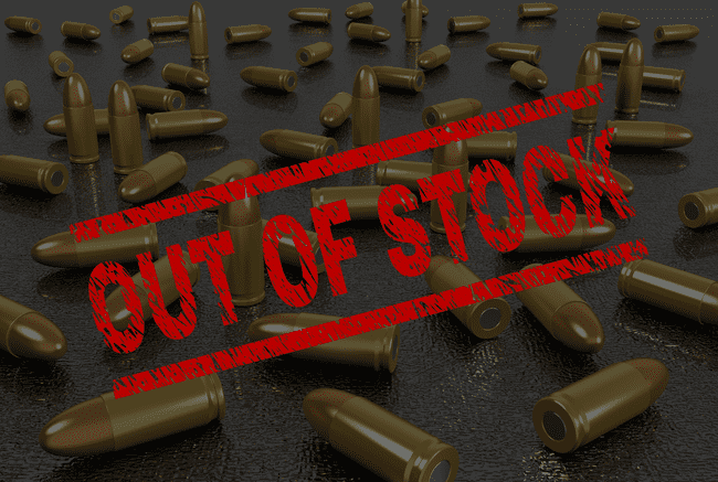 Insane Demand for Ammo - Expect Delays, Backorders, and Cancellations Image